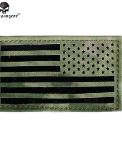 Patch & Ecusson – Militaire – EG – Drapeau Américain – ATFG Right Écussons & patchs