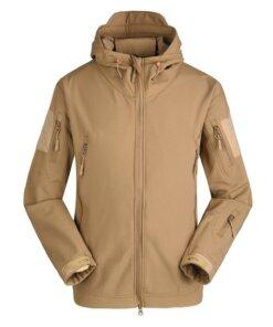 Veste – Militaire Tactique – EG – mod3 – Khaki Vestes & polaires