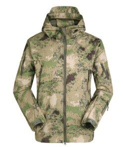 Veste – Militaire Tactique – EG – mod3 – ATACS FG Vestes & polaires
