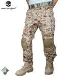 Pantalon – Militaire Tactique – EG – mod9 – AOR1 Old Pantalons