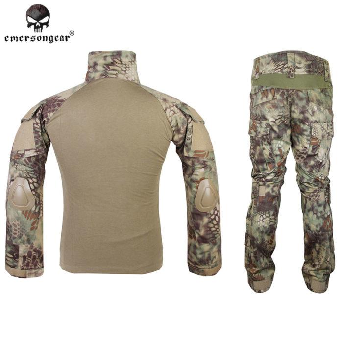 Tenue de combat – Tactique Militaire – EG – mod10 Tenue de Combat