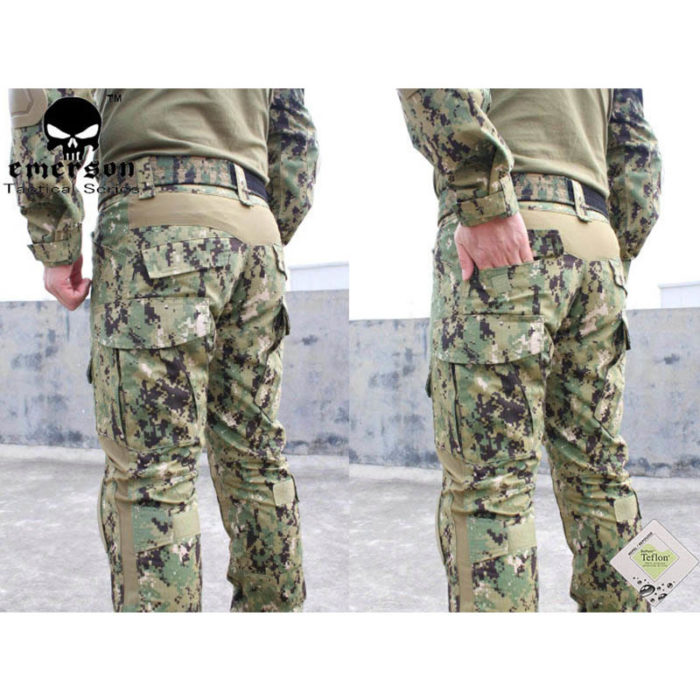 Tenue de combat – Tactique Militaire – EG – mod9 Tenue de Combat
