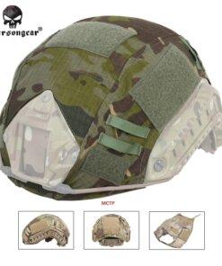 Couvre Casque – Tactique Militaire – EG – mod6 – Wolf Grey Casques