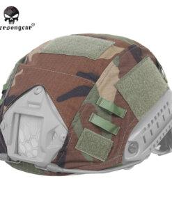 Couvre Casque – Tactique Militaire – EG – mod6 – Woodland Casques