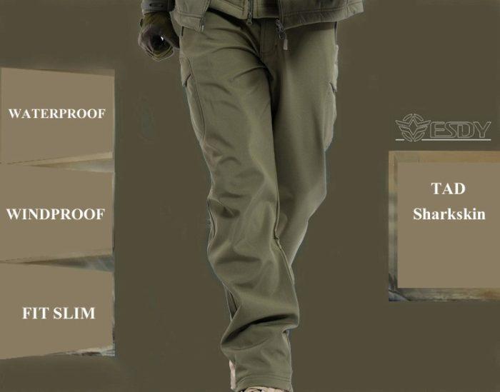 Pantalon – Militaire Tactique – EG – mod11 – ATFG Pantalons