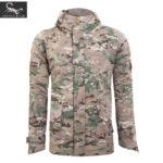 Veste – Militaire Tactique – EG – mod1 – Multicam Vestes & polaires