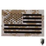 Patch & Ecusson – Militaire – EG – Drapeau Américain – mod 2 – AOR1 Écussons & patchs
