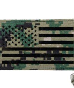 Patch & Ecusson – Militaire – EG – Drapeau Américain – mod 2 – AOR2 Écussons & patchs