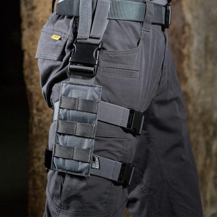 Plateforme molle pour arme de poing – OTG – Gray Bagagerie