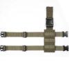 Plateforme molle pour arme de poing – OTG – Ranger Green Bagagerie