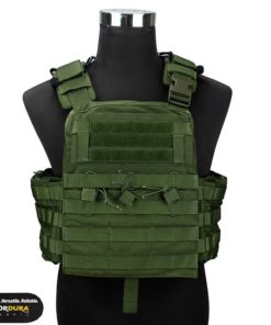 Gilet Tactique Militaire – EG – mod25 – Olive Drab Equipements