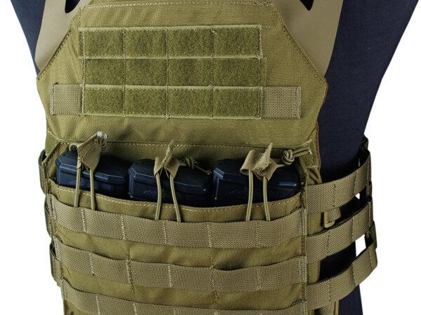Gilet Tactique Militaire – EG – mod5 Equipements