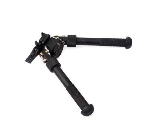 Bi-pied 6pouces – Rotation 360 Supports de tir