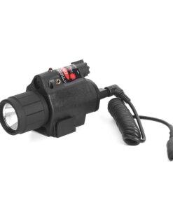 Lampe Tactique pour arme – mod3 Lasers et lampes tactiques