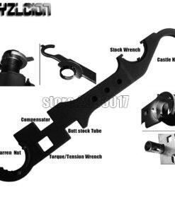 Clé outils de réglagle pour AR15 – M4 M16 AR-15