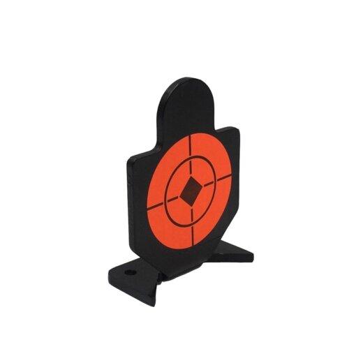 Cible métallique – Silhouette –  4 pièces –  3mm Cibles métallique