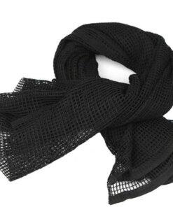Echarpe de camouflage – Black Echarpe