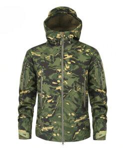 Blouson – Parka – Grand froid – Militaire et chasse – mod 2 – Camouflage CPOD Blouson