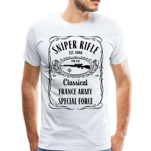 Tee-shirt – M82A1 – Barrett Equipements