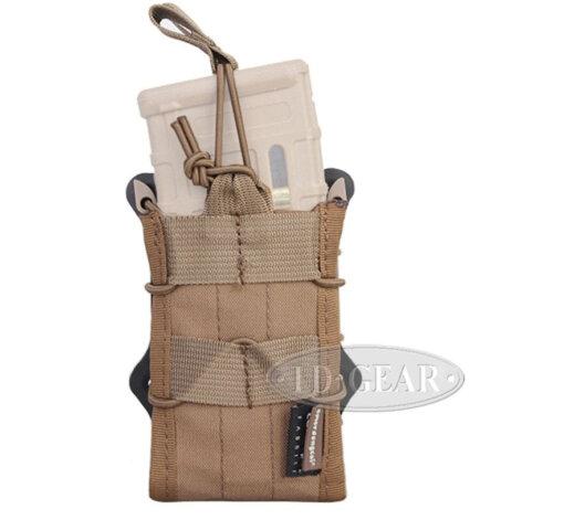Porte Chargeur – Tactique Militaire – EG – mod19 – Coyote brown Porte chargeur