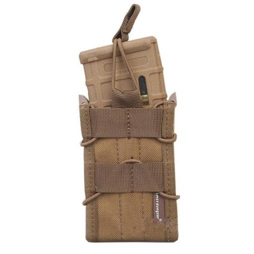 Porte Chargeur – Tactique Militaire – EG – mod23 – Coyote Brown Porte chargeur