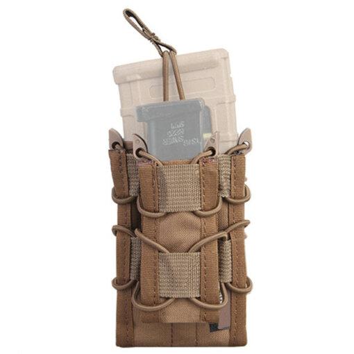 Porte Chargeur – Tactique Militaire – EG – mod27 – Coyote brown Porte chargeur