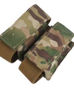 Porte Chargeur – Tactique Militaire – EG – mod5 – Multicam Porte chargeur