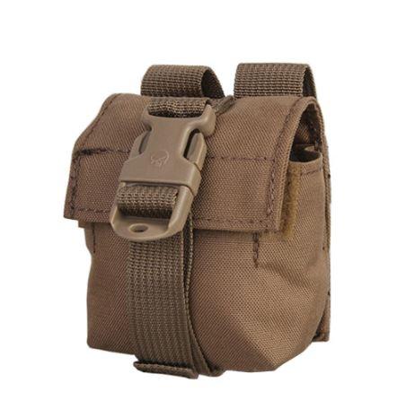 Poche à Grenade – EG – EM6369 – Coyote Brown Bagagerie