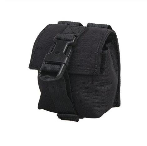 Poche à Grenade – EG – EM6369 – Black Bagagerie