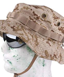 Chapeau Militaire Tactique – EG – mod 2 – AOR1 Casquettes & Chapeaux