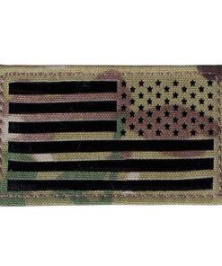 Patch & Ecusson – Militaire – EG – Drapeau Américain – Multicam Right Écussons & patchs