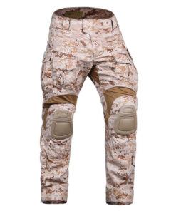 Pantalon – Militaire Tactique – EG – mod9 – AOR1 New Pantalons