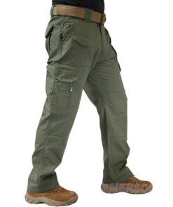 Pantalon – Militaire Tactique – EG – mod12 – Olive Pantalons
