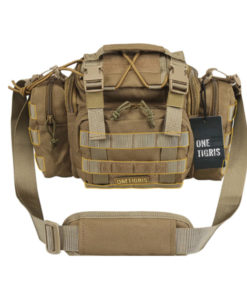 Sac multifonction – Militaire – Tactique – mod2 – Coyote Bagagerie