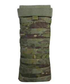 Sac à dos – Tactique Militaire – EG – Poche Hydratation 2L – Multicam tropic Bagagerie