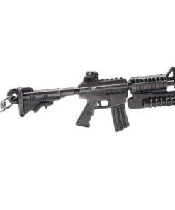 Collier Arme – M4 Lance grenade Cadeaux