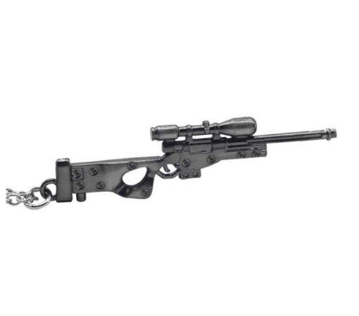 Collier Arme – Sniper Cadeaux