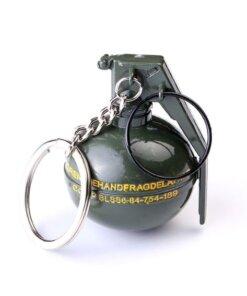 Porte clé Grenade Cadeaux