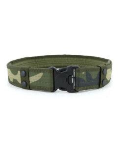 Ceinture Militaire – Jungle Camo Bas vêtements