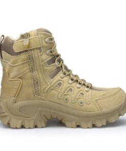 Chaussure Rangers – Delta – Sable Bas vêtements