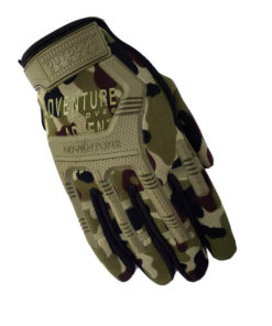 Gants tactique – Adventure – Camouflage Gants