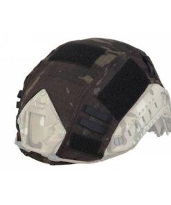 Couvre Casque – Tactique Militaire – EG – mod6 – Multicam Black Casques tactique