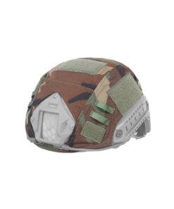 Couvre Casque – Tactique Militaire – EG – mod6 – Woodland Casques tactique