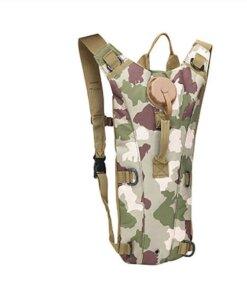 Sac Hydratation – Camel Bag – Khaki Camouflage Bagagerie