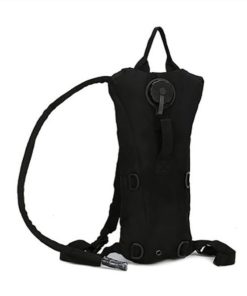 Sac Hydratation – Camel Bag – Black Bagagerie