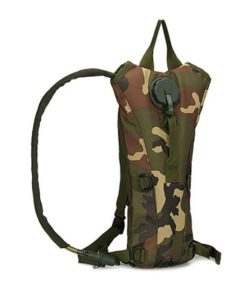 Sac Hydratation – Camel Bag – Jungle Camouflage Bagagerie