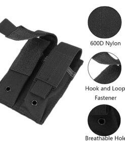 Pochette Chargeur – Arme de poing Porte Chargeur Arme de Poing