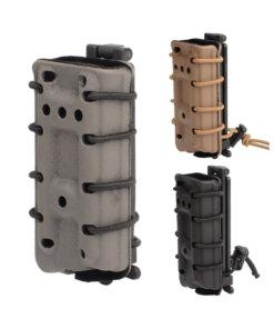 Pochette Chargeur – 9mm Porte Chargeur Arme de Poing