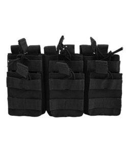 Porte 6 Chargeurs Molle – Fusil d'assaut Porte Chargeur Arme Longue