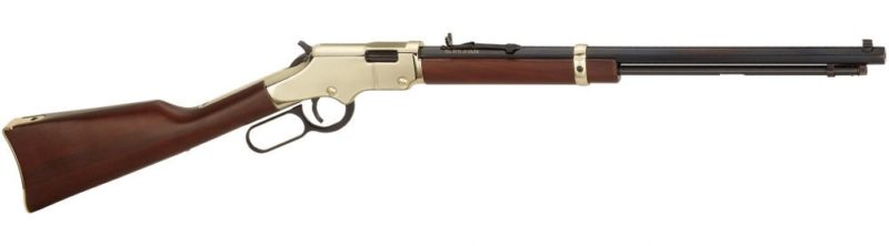 HENRY GOLDEN BOY 22 LR